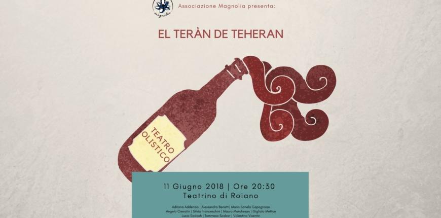 Saggio Teatro Olistico: el teràn de teheran